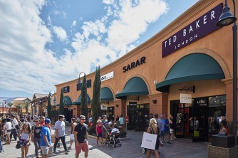 Example of Synergy in Outlet Malls