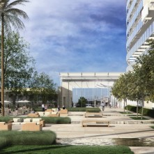 Richard Meier design renderings