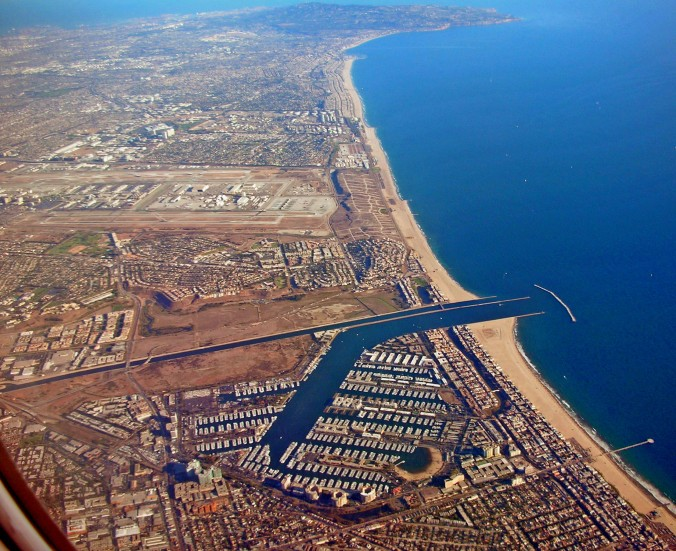 Marina_Del_Rey_Looking_South
